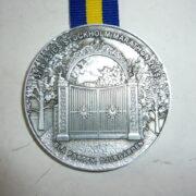 Random image: StockholmMarathon2015-medalj